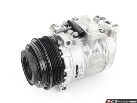 ES#2708188 - 0002306811 - A/C Compressor - Brand New Unit - No Core Charge - Denso - Mercedes Benz
