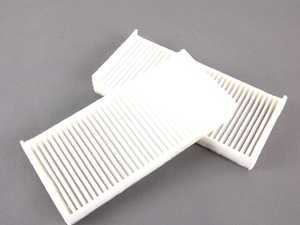 ES#2598425 - 2108301018 - Cabin Filter - Set Of Two - Located in the climate control plenum near the blower motor - Bosch - Mercedes Benz