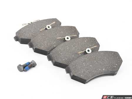 ES#4069001 - 1HM698151A - Brake Pad Set - Restore your stopping power - No sensor wires - ATE - Volkswagen