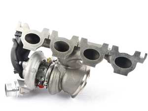 ES#4165011 - 11658626637 - Turbocharger - Replacement factory turbocharger. No core charge! - Mitsubishi Turbocharger - BMW MINI