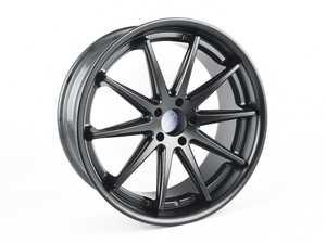 """ES#3241151 - rc102095112mbKT1 - 20"""" RC10 Wheels - Set Of Four - 20""""x9"""", ET35, CB66.6, 5x112 - Matte Black - Rohana Wheels - Audi"""