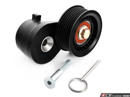 ES#4070698 - VPS-TEN-A001-BLK -  VPS Heavy Duty Supercharger Belt Tensioner  - Verstarkt Performance Systems bring to you the first high-performance supercharger belt tensioner solution - A MUST HAVE for any modified setup! - Verstarkt Performance Systems - Audi
