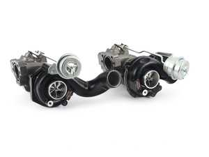 ES#4046111 - RS6RSTK - JHM RS6-RS Turbo Kit for 2.7T - Introducing the RS6-RS turbochargers for your 2.7T from JHMotorsports! These are the most unique and budget-friendly, custom RS6 based turbochargers offered to date for the 2.7T engine! - JH Motorsports  - Audi