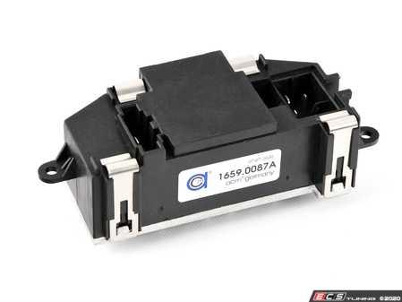 ES#4044197 - 8K0820521B - Blower Motor Resistor - For controlling fan speed - ACM - Audi