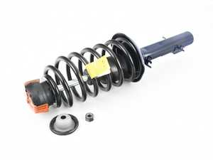 ES#4138652 - 872310 - Loaded Front Strut - Priced Each - Bolts in for quick and easy front spring, mount, and strut replacement - Monroe - Volkswagen