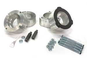 """ES#4213881 - EW0R40G2-200 - Eurowise Lift Kit - 2 Inch - Provides 2"""" increase in clearance using factory springs. - Eurowise - Audi Volkswagen Porsche"""