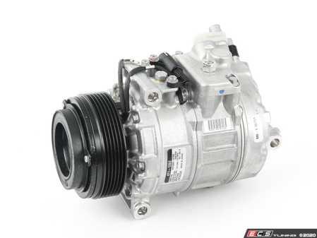 ES#4069761 - 64526910461 - Air Conditioning Compressor - Remanufactured - Denso - BMW