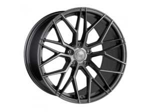 ES#4213885 - m520r-dgm8ktKT - 22' M520-R Dark Graphite Metallic - Staggered Set  - 22x10.5 Et38 ; 22x9 Et30 - Avant Garde - BMW