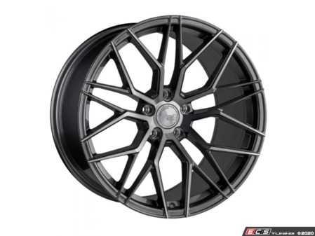 ES#4213885 - m520r-dgm8ktKT - 22' M520-R Dark Graphite Metallic - Staggered Set  - 22x10.5 Et38 ; 22x9 Et30 - Avant Garde - BMW