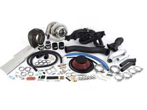 ES#3470031 - DOC-N54TM-TC8 - 6870 Dual Ball Bearing N54 Top Mount Single Turbo Kit - Completely transform your 335i/135i with a single turbo conversion capable of up to 1100hp! - DocRace - BMW