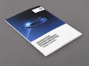 ES#3486362 - 01402982100 - Owner's Handbook - NAV & infotainmentEnus - Genuine BMW - BMW