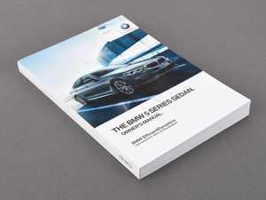 ES#3441750 - 01402981893 - Owner's Manual G30 - ENUSEnus - Genuine BMW - BMW