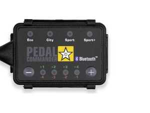 ES#4220036 - PC08 BT - Pedal Commander PC08 Bluetooth - Removes response delays on your electronic accelerator pedal, allowing your engine to respond faster - As a result, quicker acceleration! - Pedal Commander  - Audi