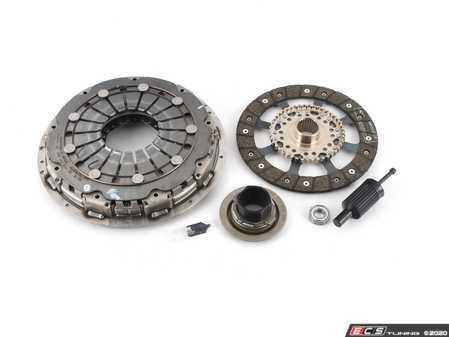 ES#4056916 - 21212283089 -  Clutch Kit - SMG Transmission - Includes clutch disk, pressure plate, and throw out bearing - LUK - BMW