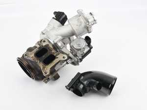 ES#4140270 - IS38sd - Shuenk IS38+ MQB Turbo Upgrade - *Scratch And Dent* - *This is a scratch and dent item, please see photos and description prior to ordering. All sales final.*  A ready-to-install turbocharger with performance and reliability enhancing upgrades - Shuenk - Audi Volkswagen