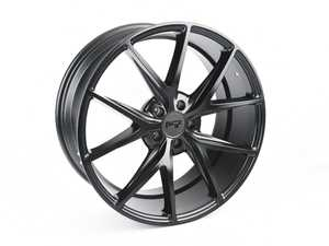 """ES#4045229 - M117209043+26sd - MISANO 20x9 5x112.00 MATTE BLACK (26mm) - *Scratch And Dent* - *This is a scratch and dent item, please see photos and description prior to ordering. All sales final*  20""""x9"""" ET26 57.1CB 5x112 Matte Black - Niche Wheels - Audi"""