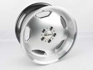 "ES#4135735 - 803-2sd2 - 17"" Style 803 - Priced Each - *Scratch And Dent* - *Please see description prior to ordering.* 17""x9"" ET30 66.6CB 5x112 - Silver with Machined Lip - Alzor - Audi Volkswagen"