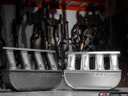ES#4164611 - 021389ECS06 - Build-Your-Own ECS Tuning 2.0T FSI/TSI Aluminum Intake Manifold Kit - Select the perfect combination of parts to suit your build! - ECS - Audi Volkswagen