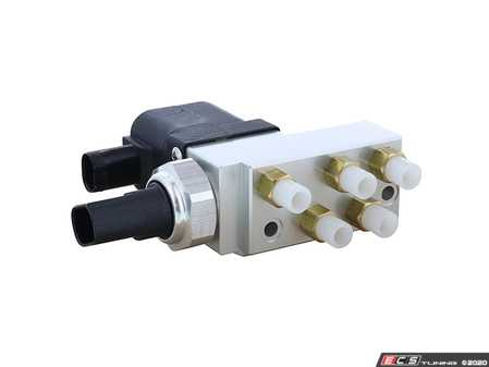 ES#4220585 - V30-51-0008 - Suspension Control Valve Module - Located near the air compressor on your car - Vemo - Mercedes Benz