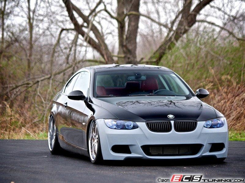 ECS News - BMW E92/E93 3 Series M-Style Body Conversion Kits