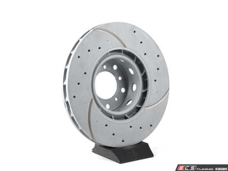 ES#3672987 - 34112229527U - Bavarian Autosport Ultimate Brake Rotor - Front Left  - Couple these with upgraded pads for dramatically improved stopping. - Bavarian Autosport - BMW