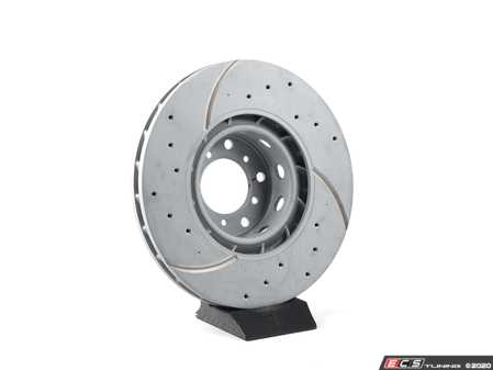 ES#3672989 - 34112229528U - Ultimate Brake Rotor - Front Right  - Couple these with upgraded pads for dramatically improved stopping power. - Bavarian Autosport - BMW