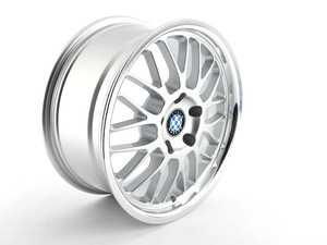 ES#3672528 - 1780BYM155120S74 - Beyern Wheel - Mesh Style - 17x8 - Silver - ET15 - Beyern Wheels -