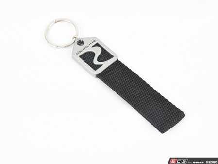 ES#2839543 - AP40BLACK - Rennline RS Keychain - Black - A perfect accessory for you keys! - Rennline - Audi BMW Volkswagen Mercedes Benz MINI Porsche