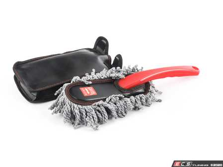 ES#4164120 - 11412 - Microfiber Mini Duster - This duster's compact head adds the benefit of agility to your car dusting therapy. - Griot's - Audi BMW Volkswagen Mercedes Benz MINI Porsche