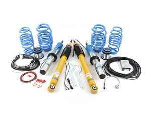 ES#4213018 - 49-250534 - B16 Ride Control Coilover System  - Electronic dampening adjustable coilover system - Bilstein - Audi