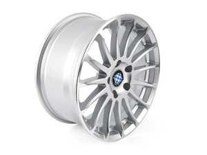 ES#3672525 - 1780BYA355120S72 - Beyern Wheel - Aviatic - 17x8 - Silver w/ Mirror Cut Lip - ET35 - Beyern Wheels -