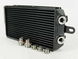 ES#4266031 - 8168 - Right Fender OEM+ Performance Oil Cooler - OEM style performance upgrade for your front fender mounted oil cooler - CSF - Porsche
