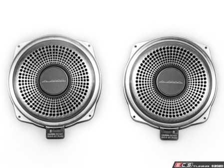 ES#4266115 - GUSW.8O - BavSound Ghost BMW Underseat Subwoofers V2 - 8 Ohm - This Subwoofer upgrade from BavSound includes a pair of new and improved 8 ohm subwoofers that provide superb bass quality. - BavSound - BMW