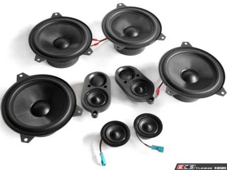 ES#4266121 - S1.E46.C.HF - BavSound Speaker Upgrade - E46 Coupe - BavSound speakers are meticulously tuned for your BMW, and provide exceptional clarity, detail, and richness. - BavSound - BMW