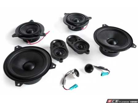 ES#4266124 - S1.E46.CV.HF - BavSound Speaker Upgrade - E46 Convertible - BavSound speakers are meticulously tuned for your BMW, and provide exceptional clarity, detail, and richness. - BavSound - BMW