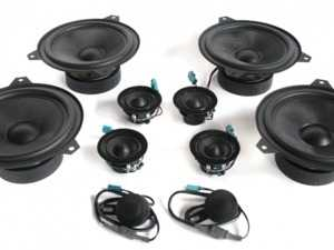 ES#4266127 - S1.E46.S.THF - BavSound Speaker Upgrade - E46 Sedan - BavSound speakers are meticulously tuned for your BMW, and provide exceptional clarity, detail, and richness. - BavSound - BMW