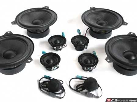 ES#4266128 - S1.E46.SW.HF - BavSound Speaker Upgrade - E46 Sedan/Wagon - BavSound speakers are meticulously tuned for your BMW, and provide exceptional clarity, detail, and richness. - BavSound - BMW