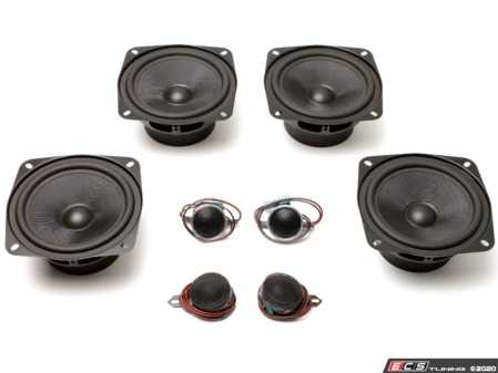 ES#4266130 - S1.E46.W.THF - BavSound Speaker Upgrade - E39 - BavSound speakers are meticulously tuned for your BMW, and provide exceptional clarity, detail, and richness. - BavSound - BMW