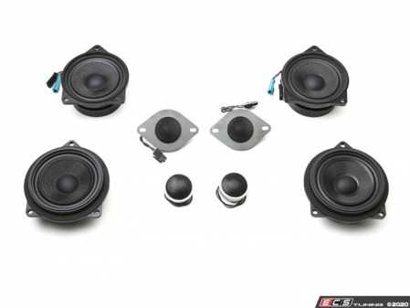 ES#4266132 - S1.E82.A - BavSound Speaker Upgrade - E82 - BavSound speakers are meticulously tuned for your BMW, and provide exceptional clarity, detail, and richness. - BavSound - BMW