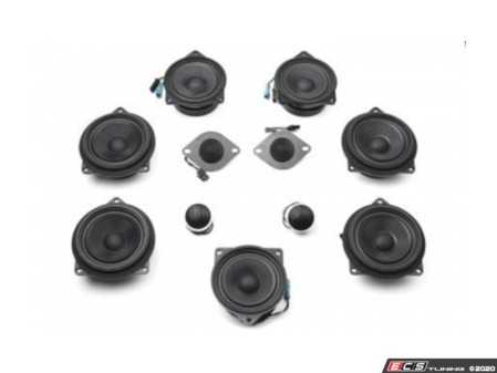 ES#4266135 - S1.E90.THF - BavSound Speaker Upgrade - E90 - BavSound speakers are meticulously tuned for your BMW, and provide exceptional clarity, detail, and richness. - BavSound - BMW