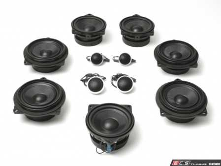 ES#4266137 - S1.E92.THF - BavSound Speaker Upgrade - E92 - BavSound speakers are meticulously tuned for your BMW, and provide exceptional clarity, detail, and richness. - BavSound - BMW