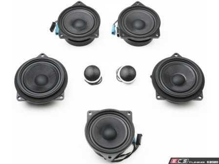 ES#4266139 - S1.F30F80.Hi-Fi - BavSound Speaker Upgrade - F30/F31/F34/F80 - BavSound speakers are meticulously tuned for your BMW, and provide exceptional clarity, detail, and richness. - BavSound - BMW