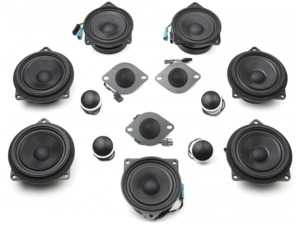 ES#4266140 - S1.F30F80.THF - BavSound Speaker Upgrade - F30/F31/F34/F80 - BavSound speakers are meticulously tuned for your BMW, and provide exceptional clarity, detail, and richness. - BavSound - BMW