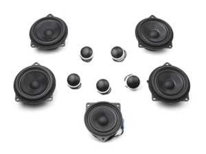 ES#4266144 - S1.F54F57.HK - BavSound Speaker Upgrade - F54/F55/F56/F57/f60 - BavSound speakers are meticulously tuned for your MINI, and provide exceptional clarity, detail, and richness. - BavSound - MINI