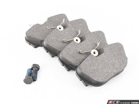 ES#4069939 - 34111162481 - Front Brake Pad Set - Quality replacement brake pads from an original equipment supplier - ATE - BMW
