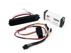 ES#4044182 - L3P3VGR6 - P3 V3 Integrated Digital Vent Gauge - Blue/White - Without Vent  - Powerful plug-and-play multifunction display. - P3 Gauges - Volkswagen