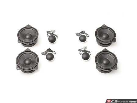 ES#4270837 - S1.R60R61.HK - BavSound Speaker Upgrade - R60/R61 - BavSound speakers are meticulously tuned for your MINI, and provide exceptional clarity, detail, and richness. - BavSound - MINI