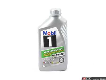 ES#2549596 - Q1090174 - Mobil 1 ESP Advanced Fuel Economy (0w-30) - 1 Quart - Full synthetic API SN oil approved by most Euro OEM's including VW/Audi 504.00/507.00, Porsche C30, and MB 229.31/229.51/229.52. - Mobil1 - Audi BMW Volkswagen Mercedes Benz MINI Porsche