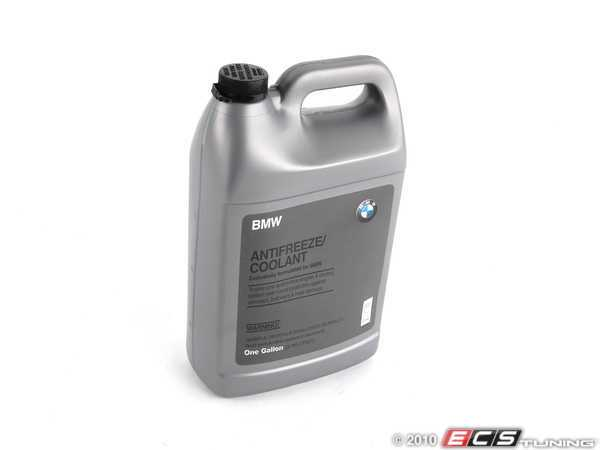 Genuine BMW Coolant BMW Antifreeze 1 Gallon 82 14 1