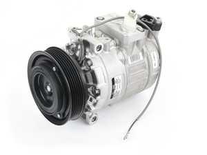 ES#2561191 - 99612601152 - Air Conditioning Compressor - New A/C compressor with clutch and pulley - Original Equipment Supplier - Porsche